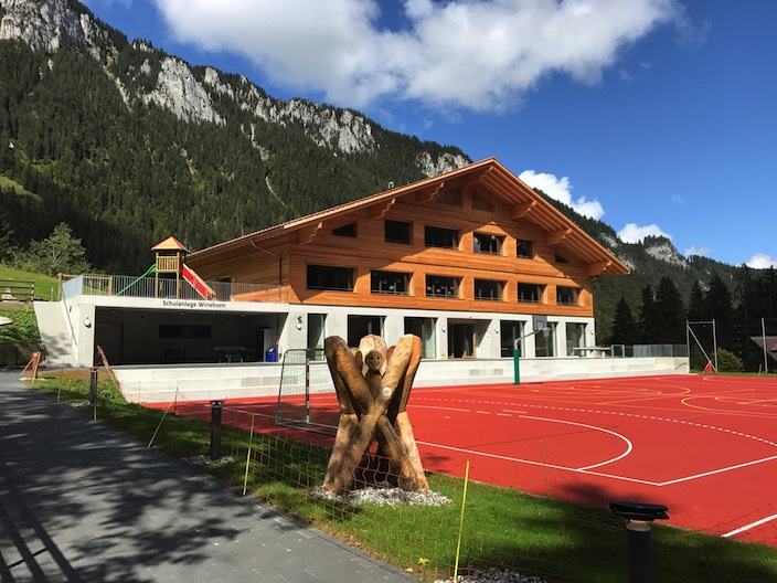 Schulhaus Wiriehorn
