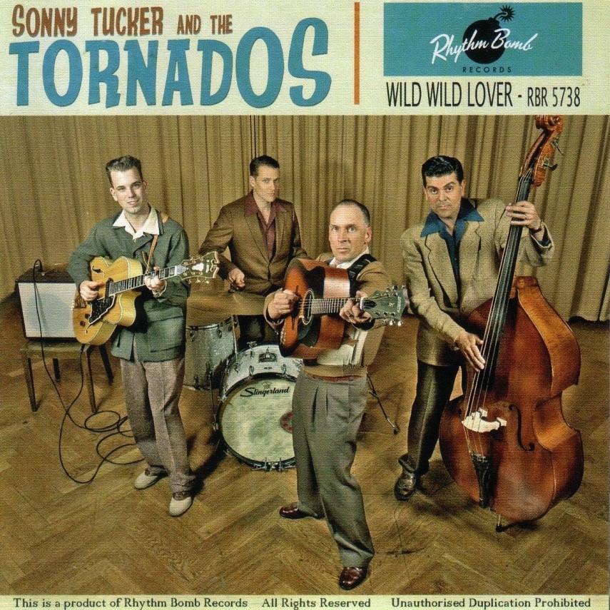 Sonny Tucker & The Tornados