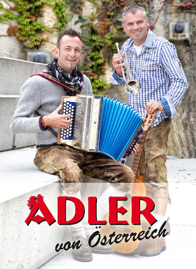 Partyband Adler von Österreich beim Bergrestaurant Tigignas