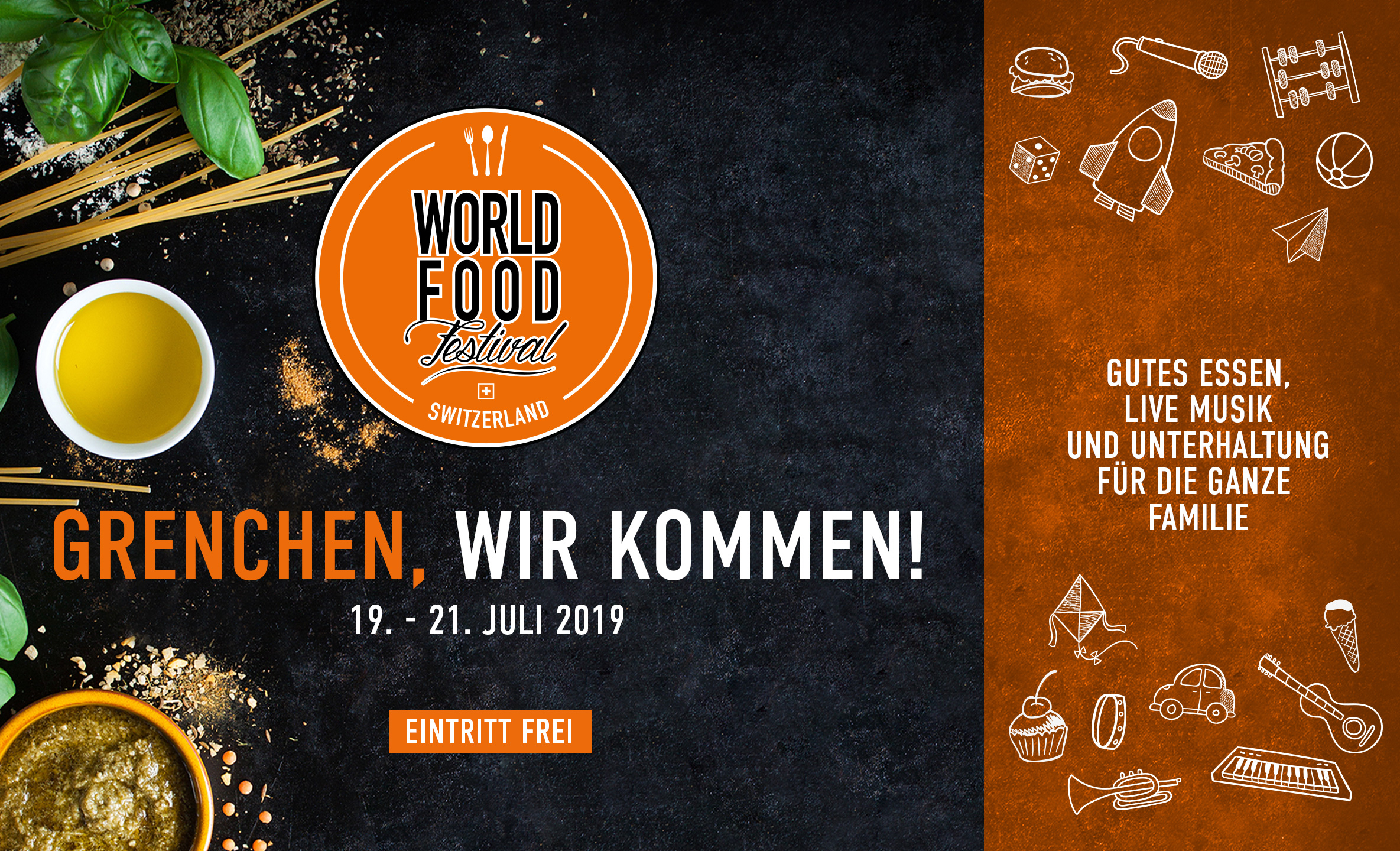 World Food Festival Grenchen
