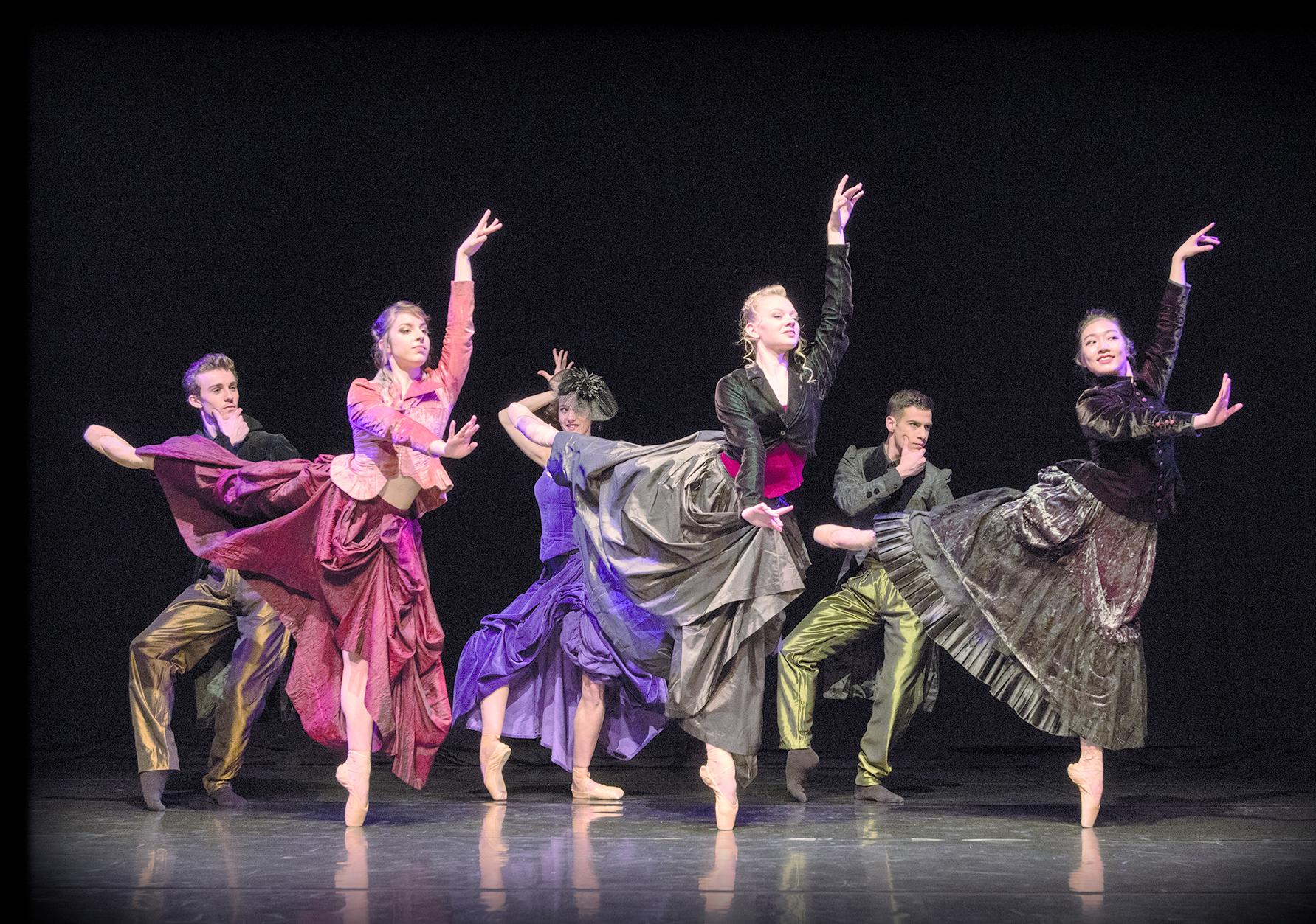 Delattre Dance Company: Das Bildnis des Dorian Gray
