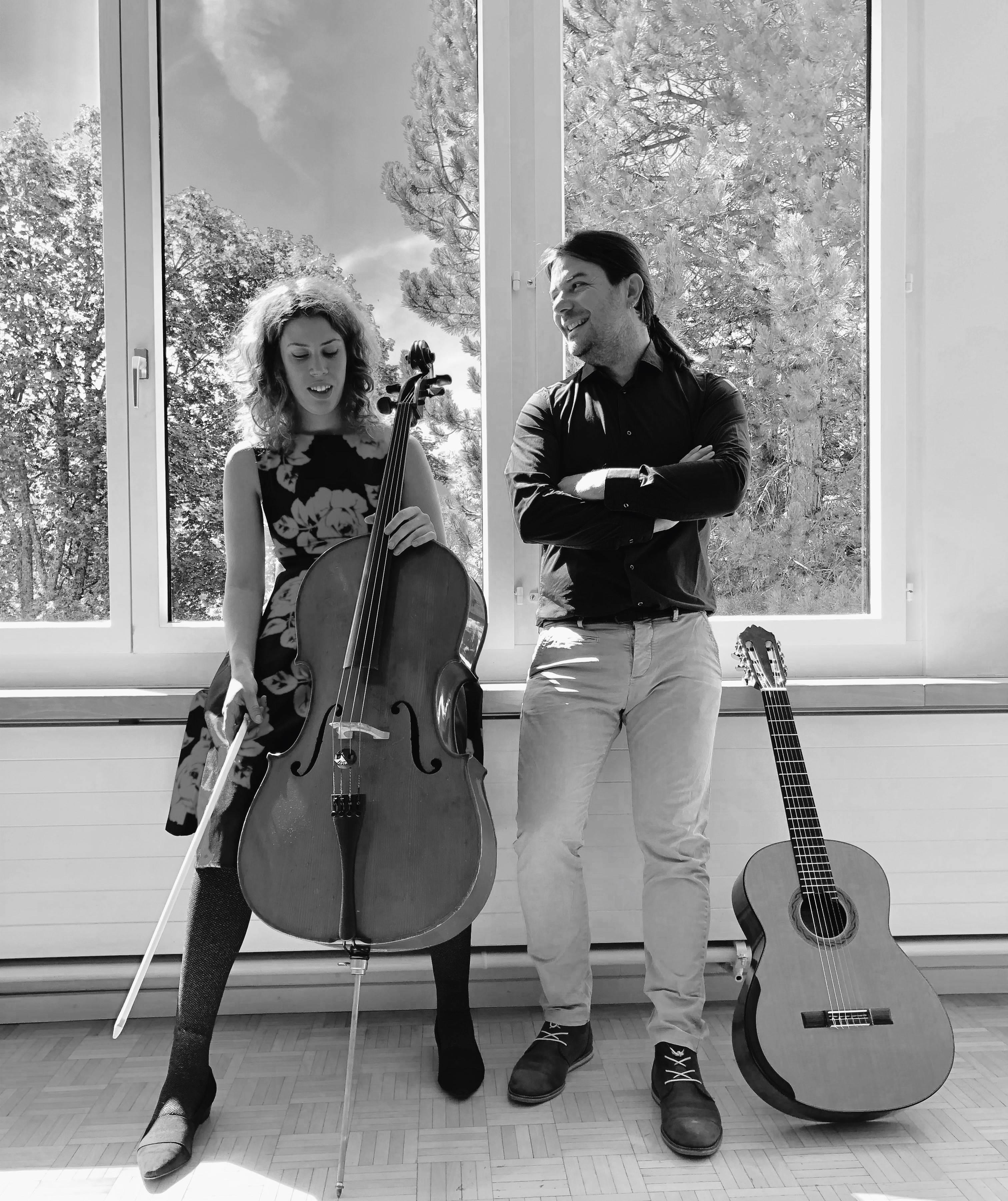Panos Megarchiotis und Ioanna Seira