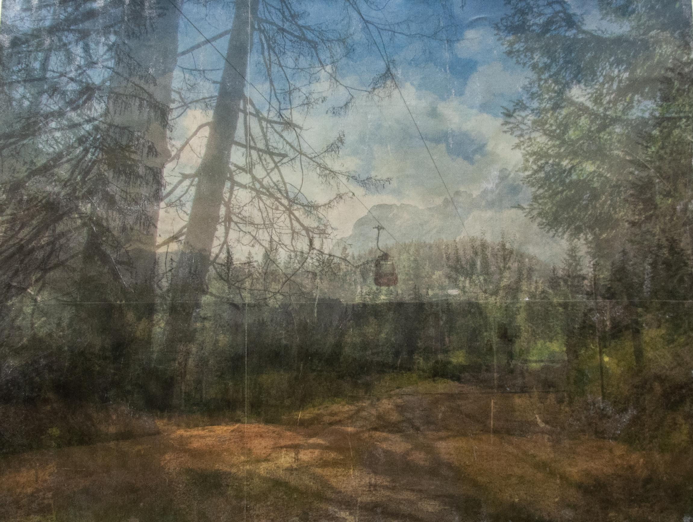 Helen Eggenschwiler: Gedruckte Traumrealität