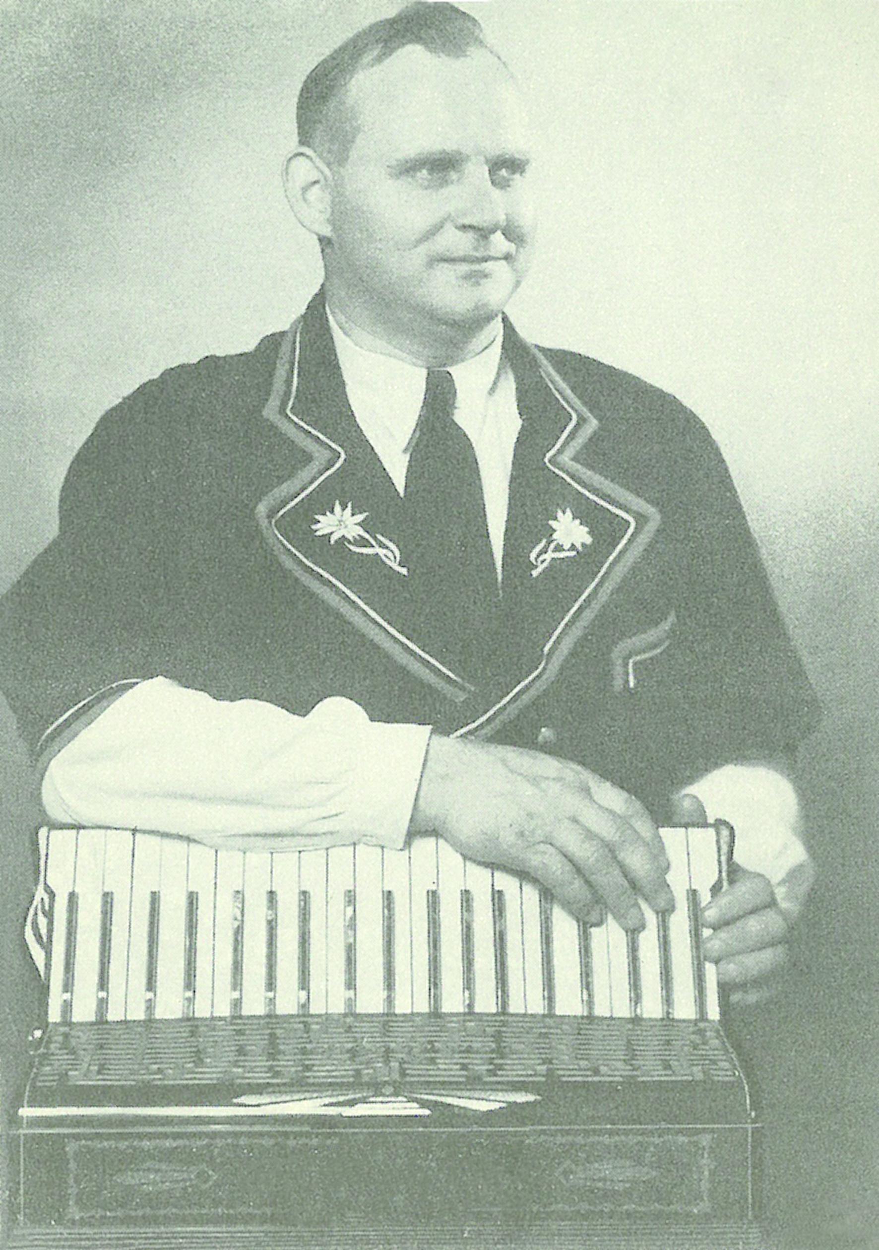 Aus der Notenkiste von Albert Hagen - Akkordeon-Kurs mit Jörg Wiget
