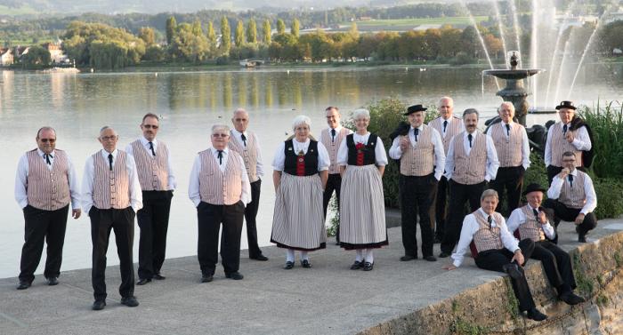 Frühlingskonzert des Jodelchors Echo vom Bodensee