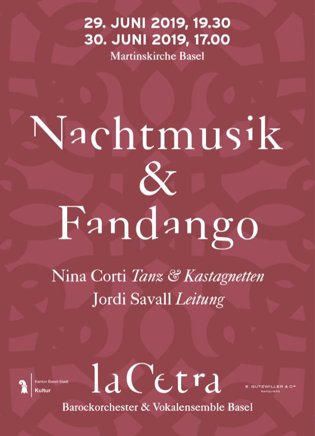 Nachtmusik & Fandango
