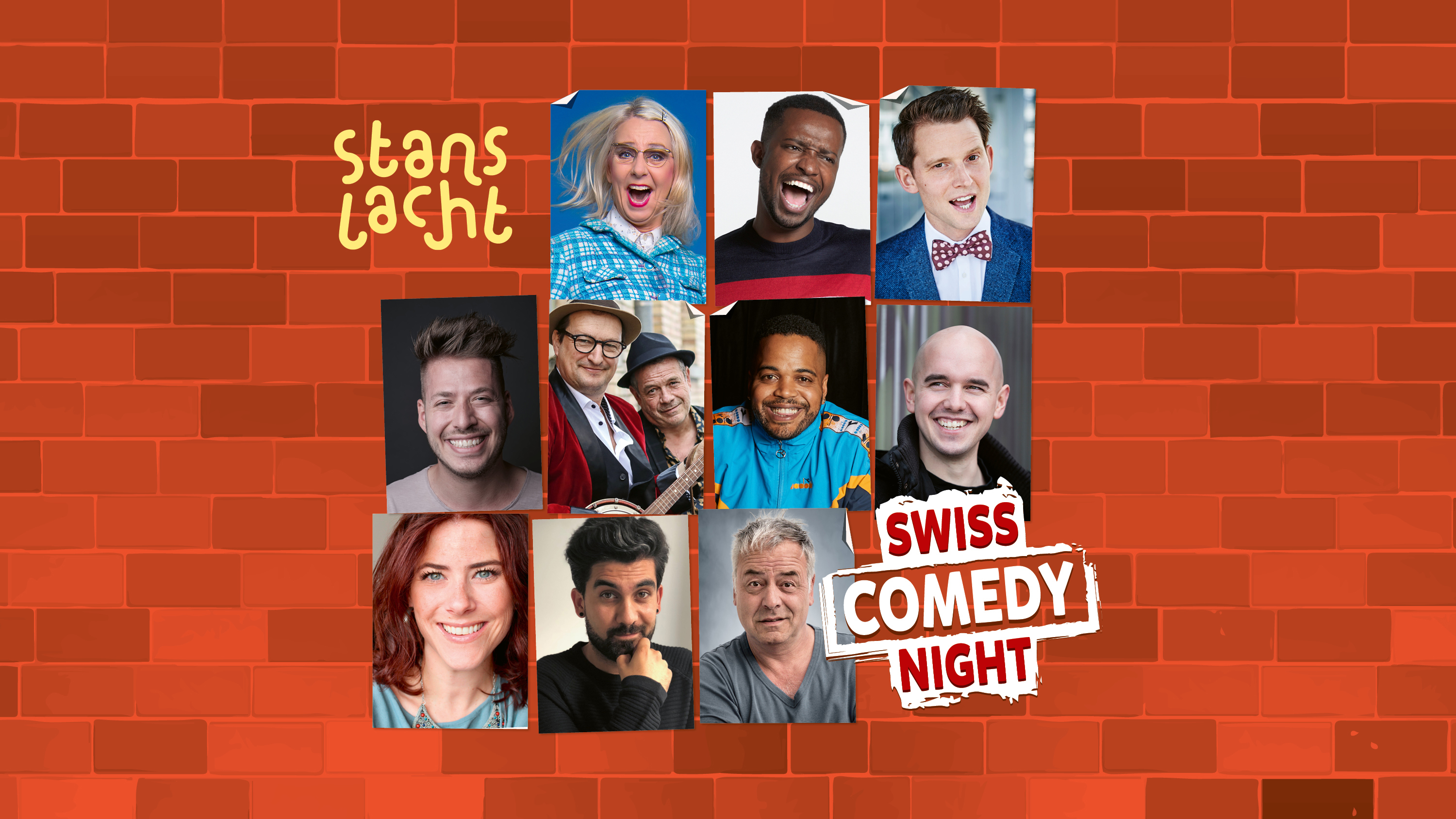 Stans Lacht: Swiss Comedy Night