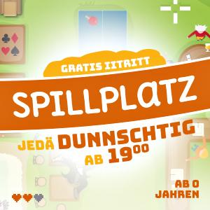Spillplatz