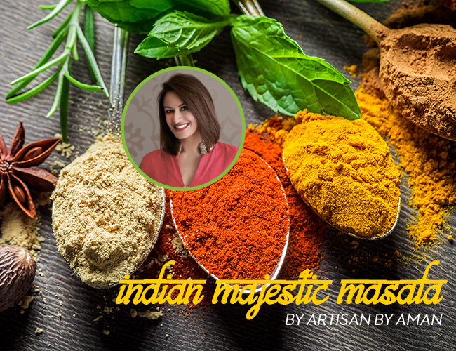 Indian majestic Masala - Indian fine cuisine with Artisan by aman
