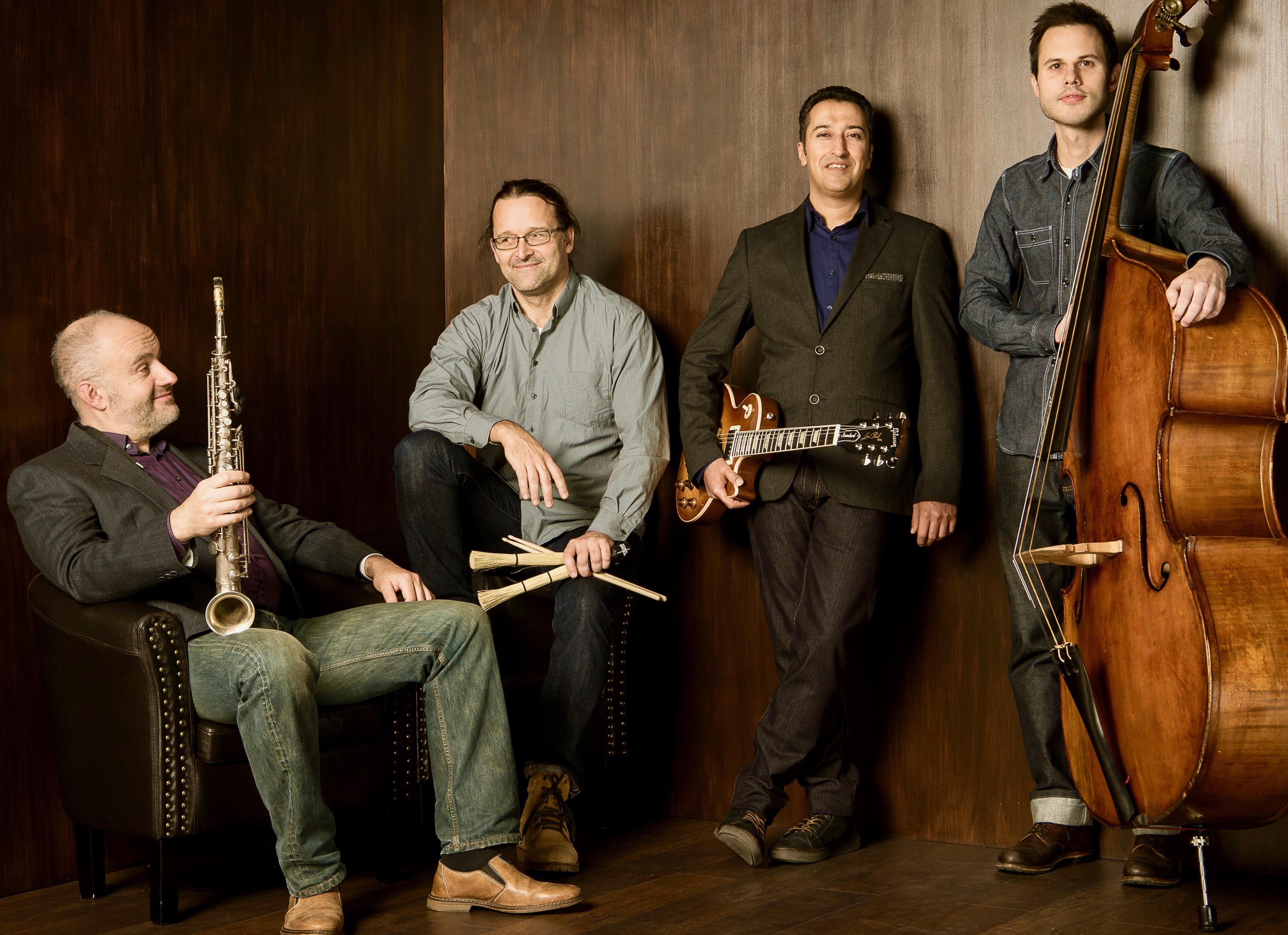 Babak Nemati Quartet - Tuesday Jazz