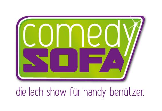 Logo Comedy Sofa