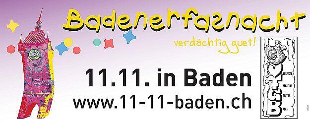 11.11 Fasnachtseröffnung in Baden