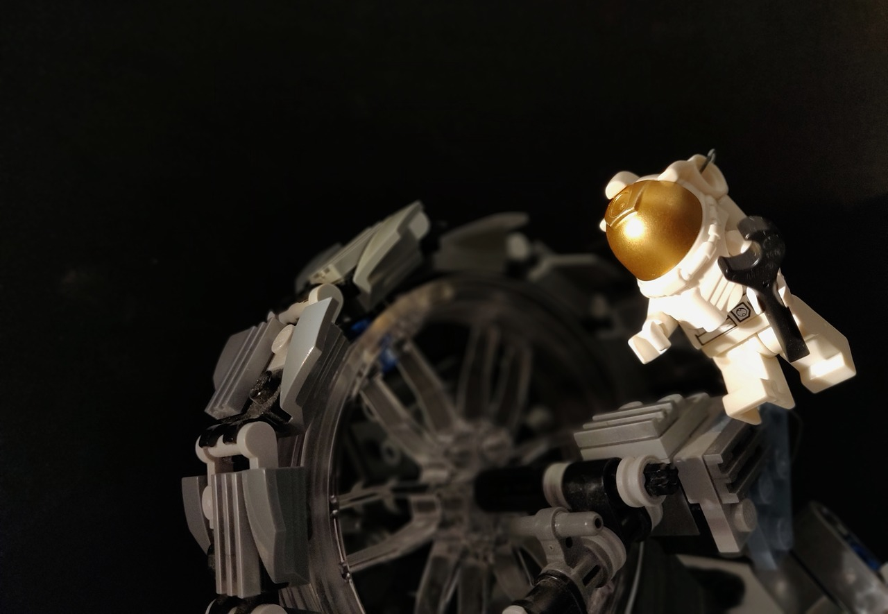Abgesagt: lego ausstellung - space and more