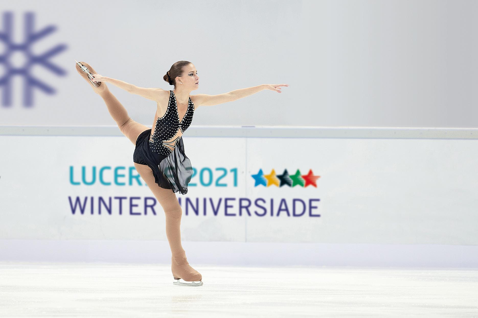 Europameisterschaft Eiskunstlauf 2021