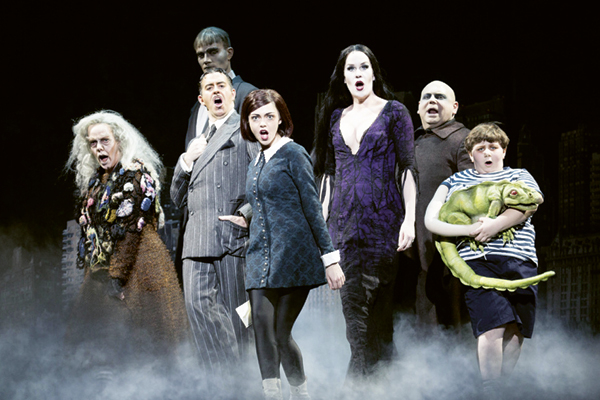 ABGESAGT: The Addams Family