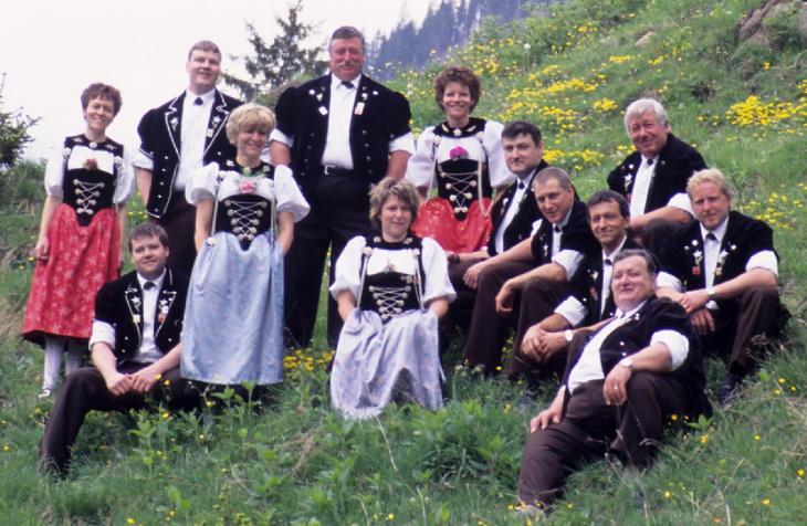 Jubiläumskonzert 25 Jahre Jodlergruppe Männliflue