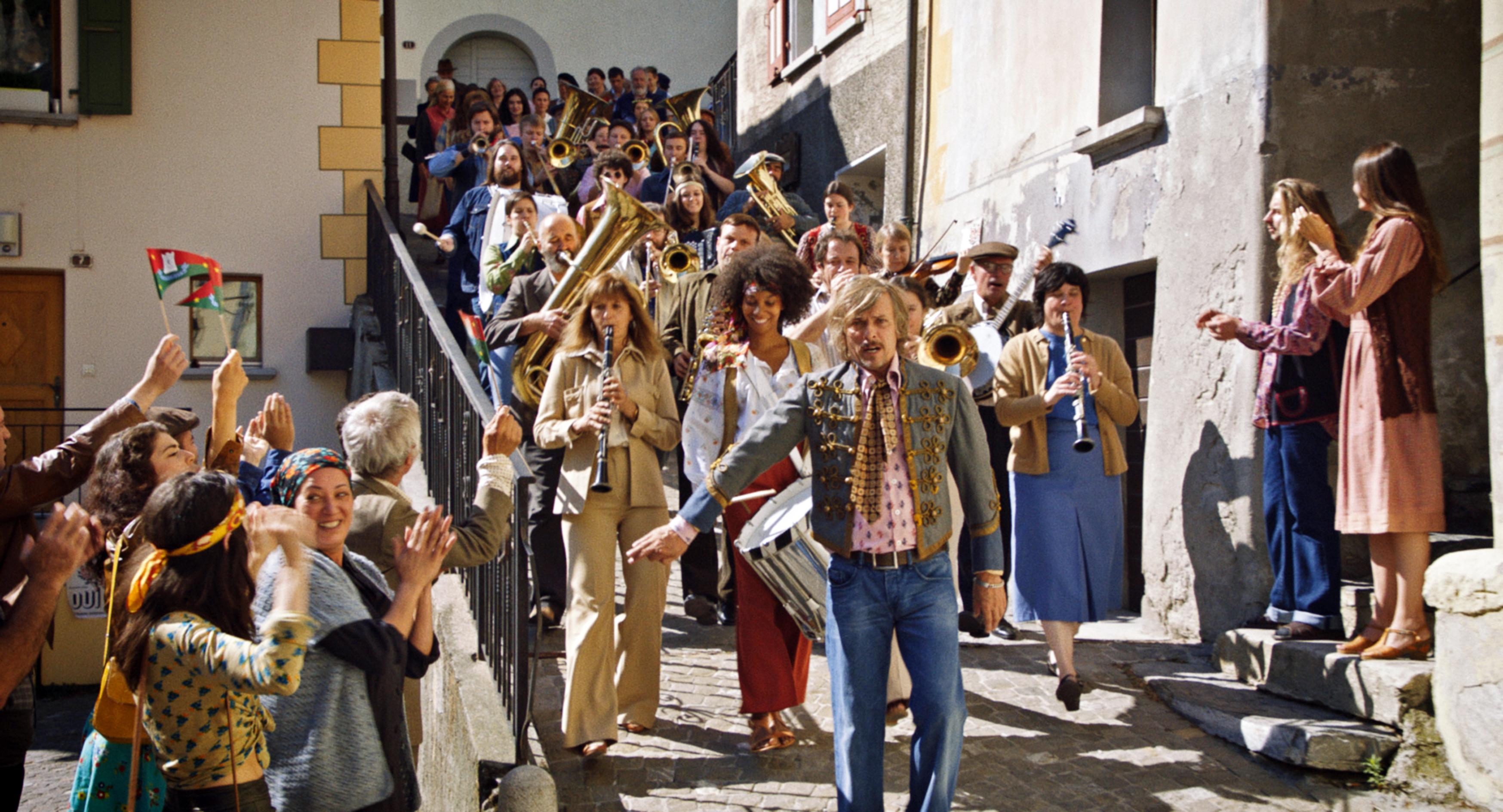 Solothurner Sommerfilme: Tambour battant