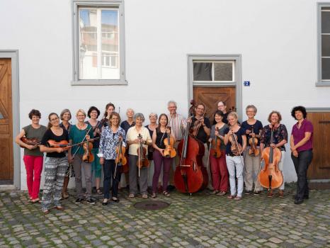 Konzert des Orchesters Orchestrina Chur
