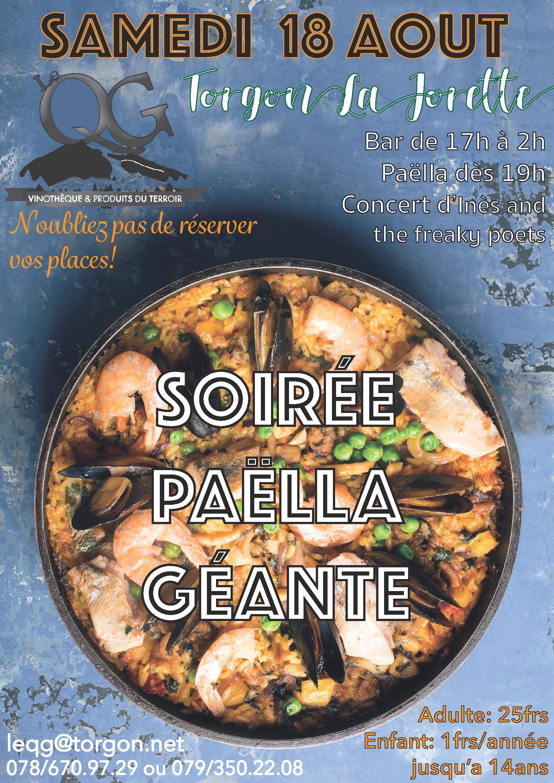 Paella géante @  |  |