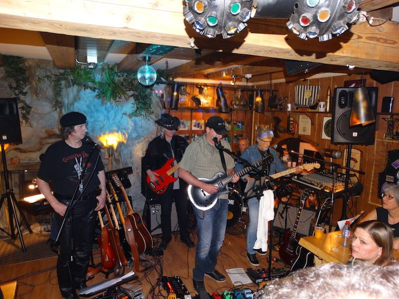 White Roots, Swiss - Canadian Rockers
