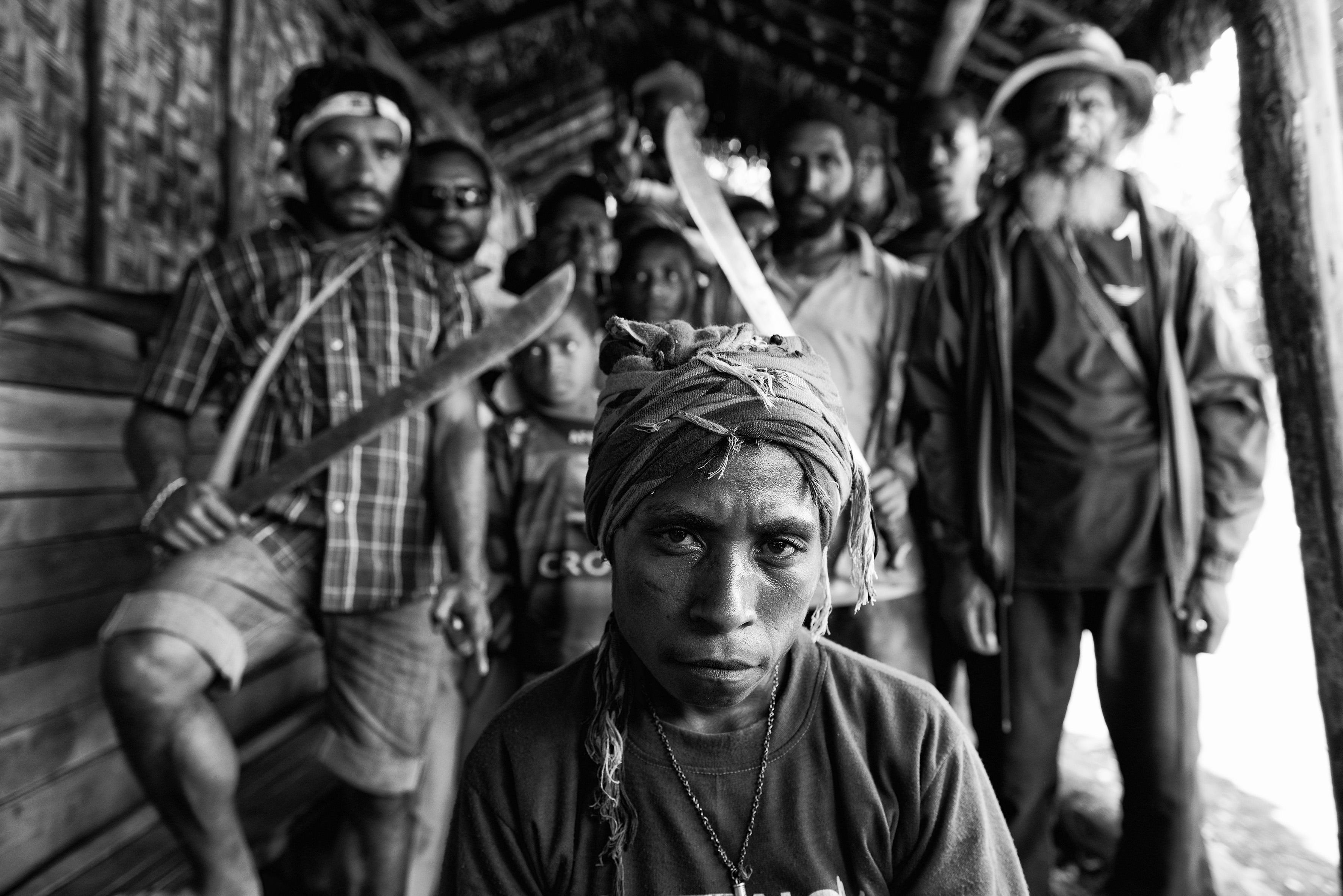 Hexenjagd in Papua Neuguinea