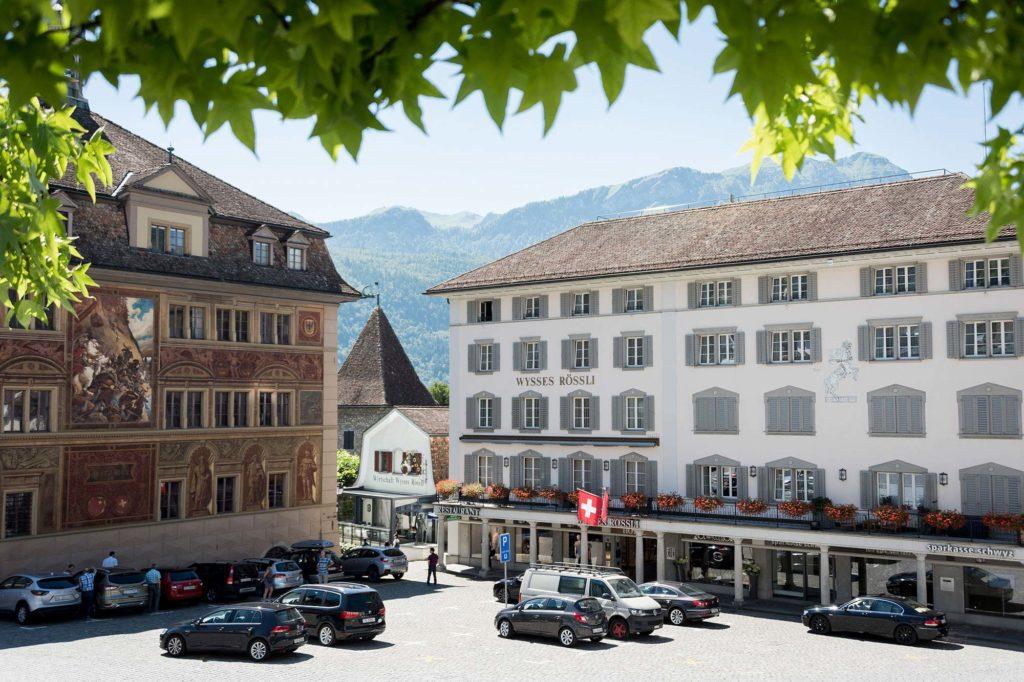 Genusswoche 2019: Ächt Schwyz