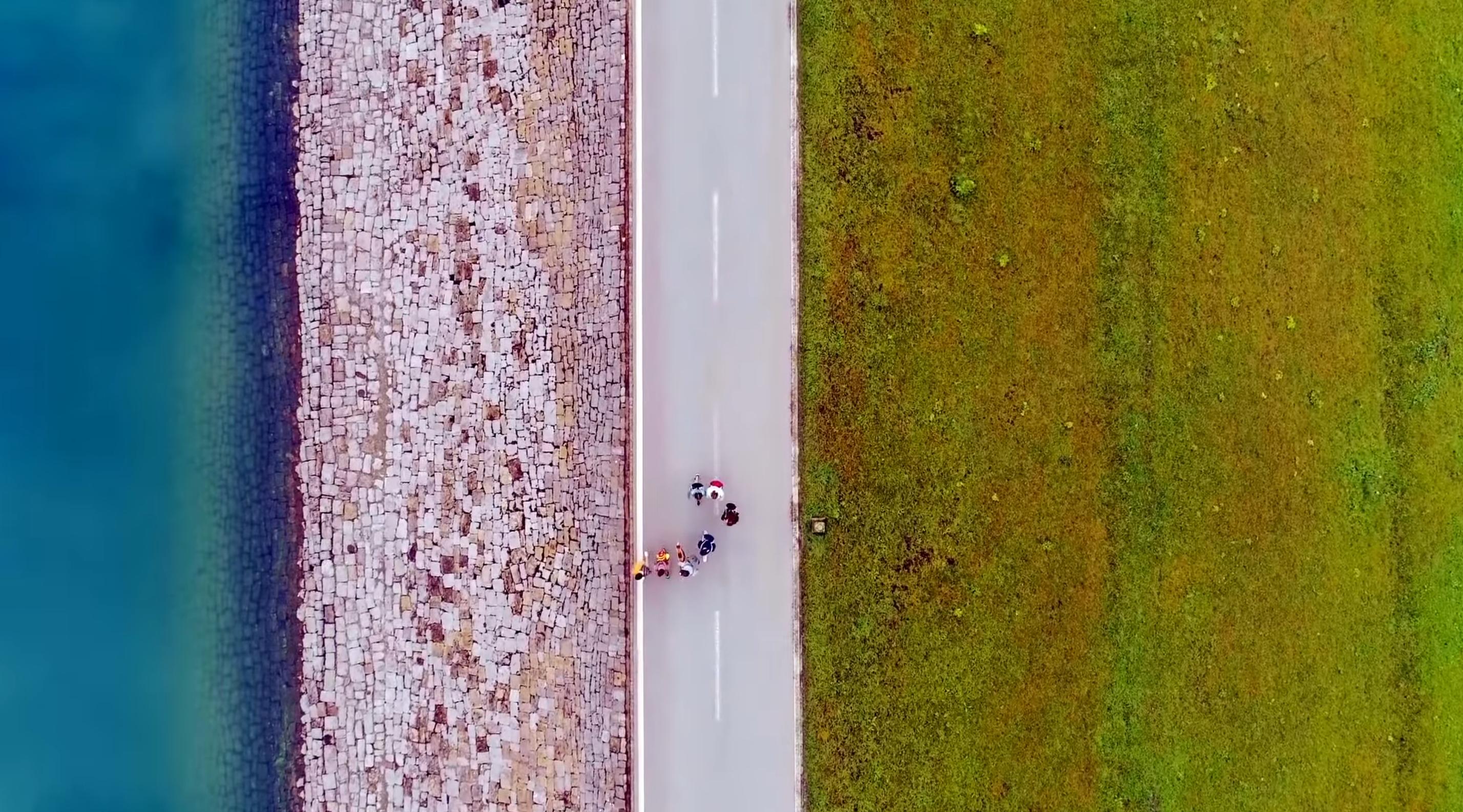 Still aus dem Musikvideo «Chlüntel»