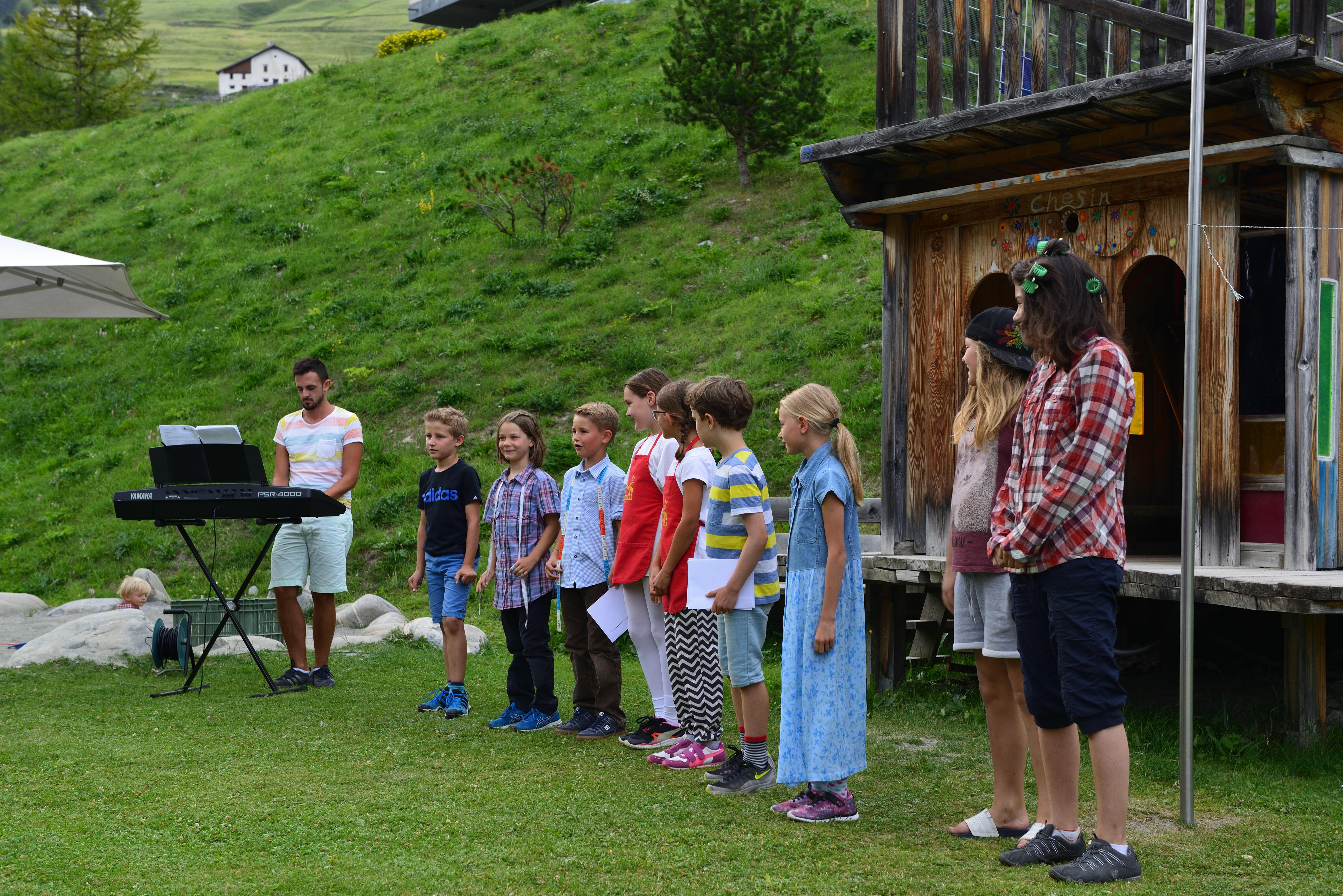 Musical Camp für Kids