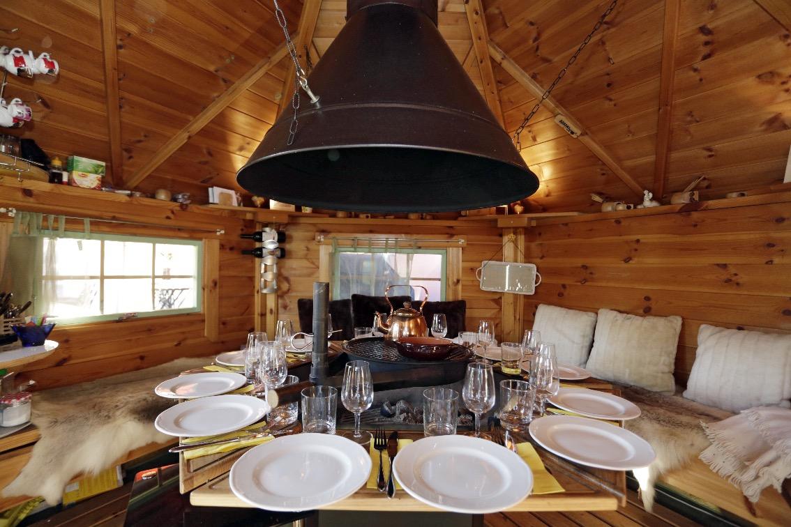 Raclette-und Fondue-Ziit