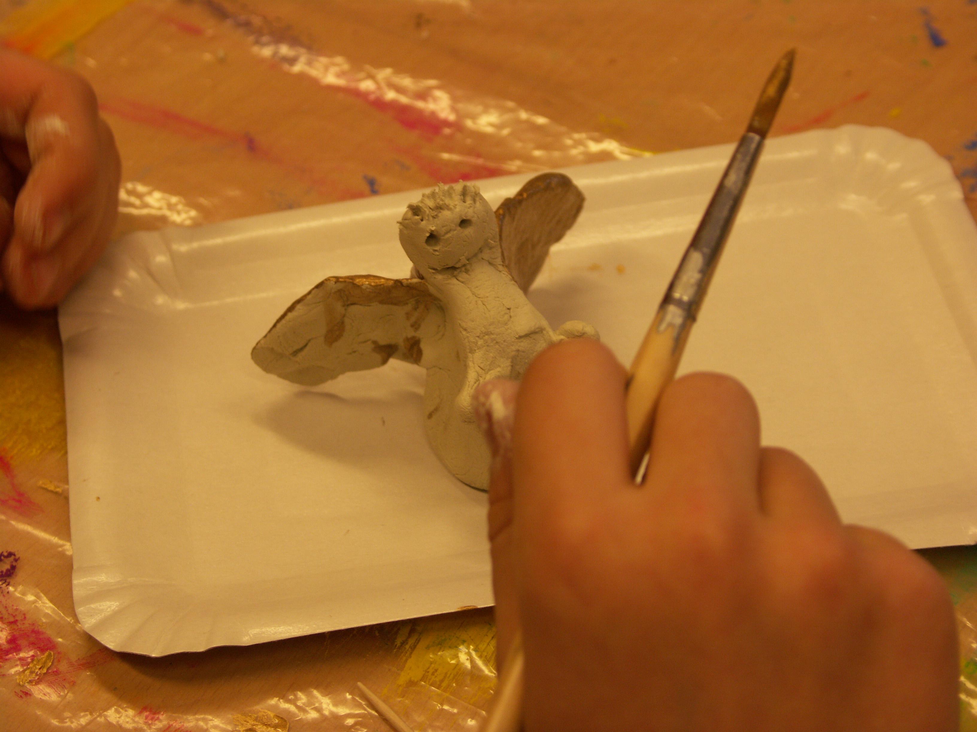 Kinderworkshop im Kunstmuseum: Es weihnachtet sehr...