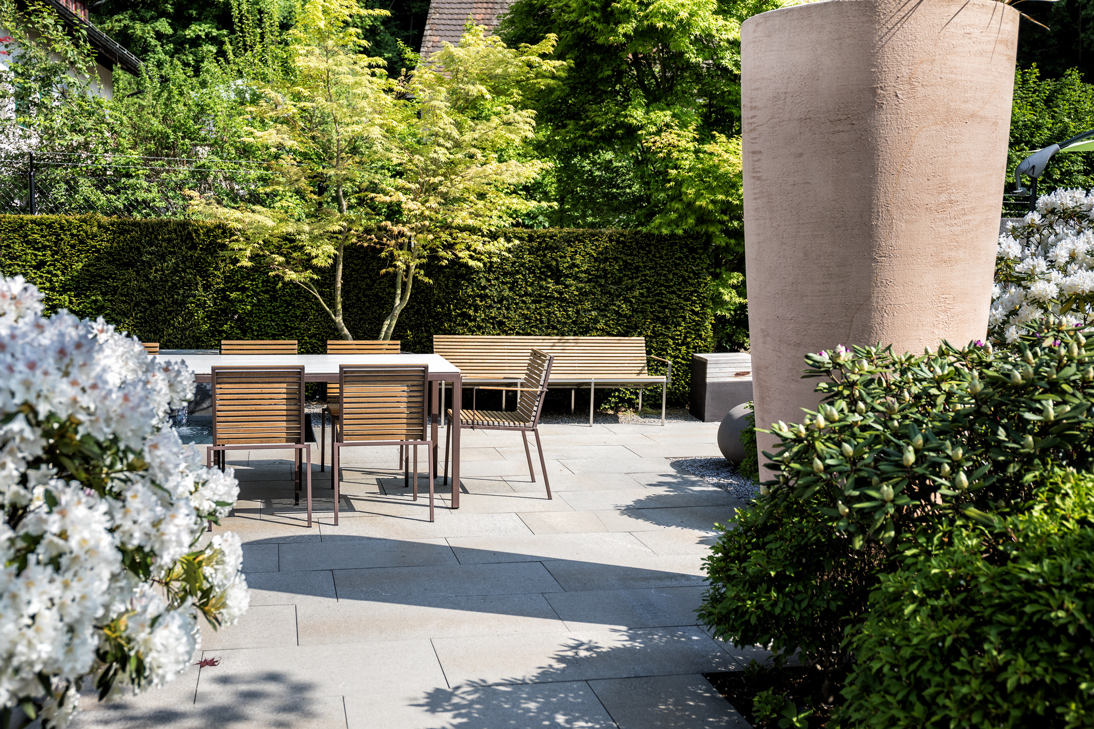 Inspiration Gartengestaltung: Viteo-Möbel
