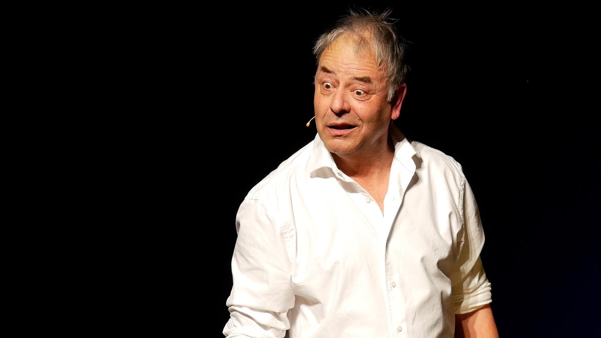 Stadtkeller Comedy Night Rolf Schmid