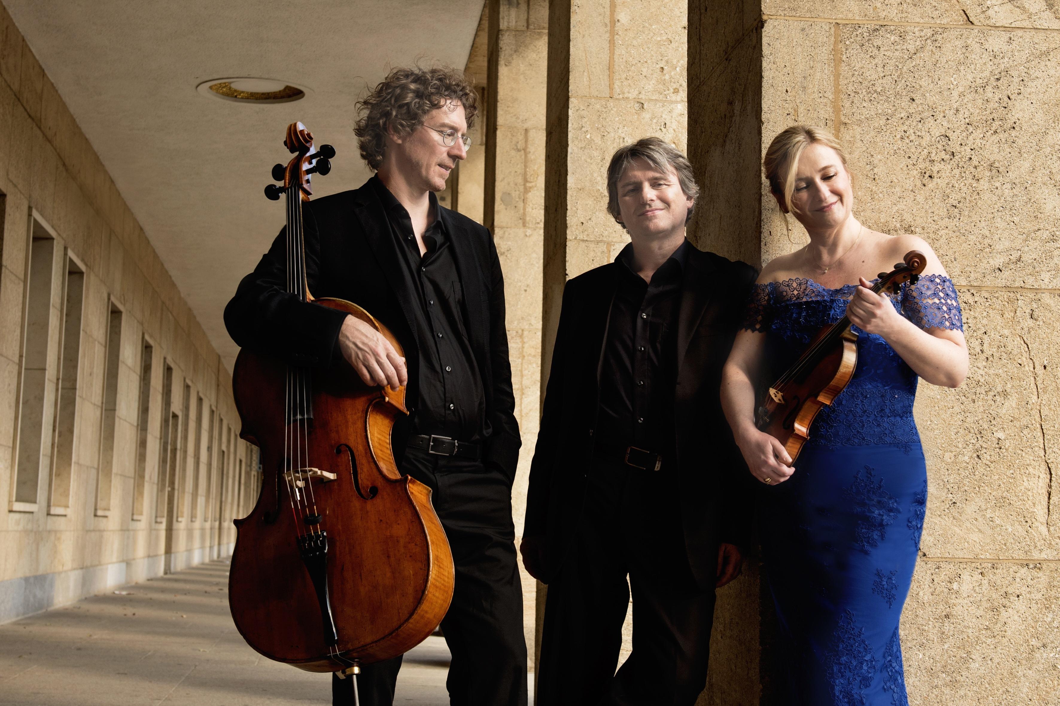 Revolutionär, Visionär, Romantiker - Beethoven-Triozyklus Konzert II