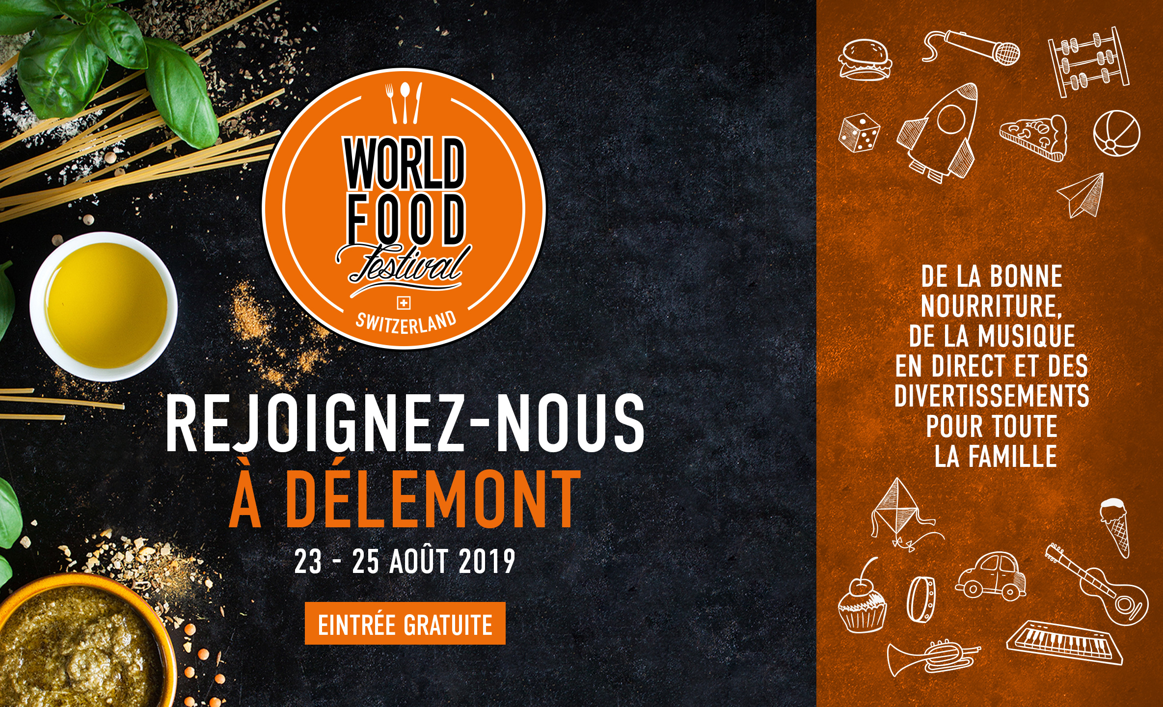 World Food Festival Delémont