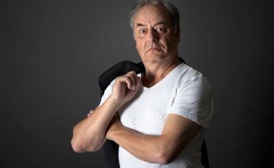 Kabarettist - Rolf Schmid