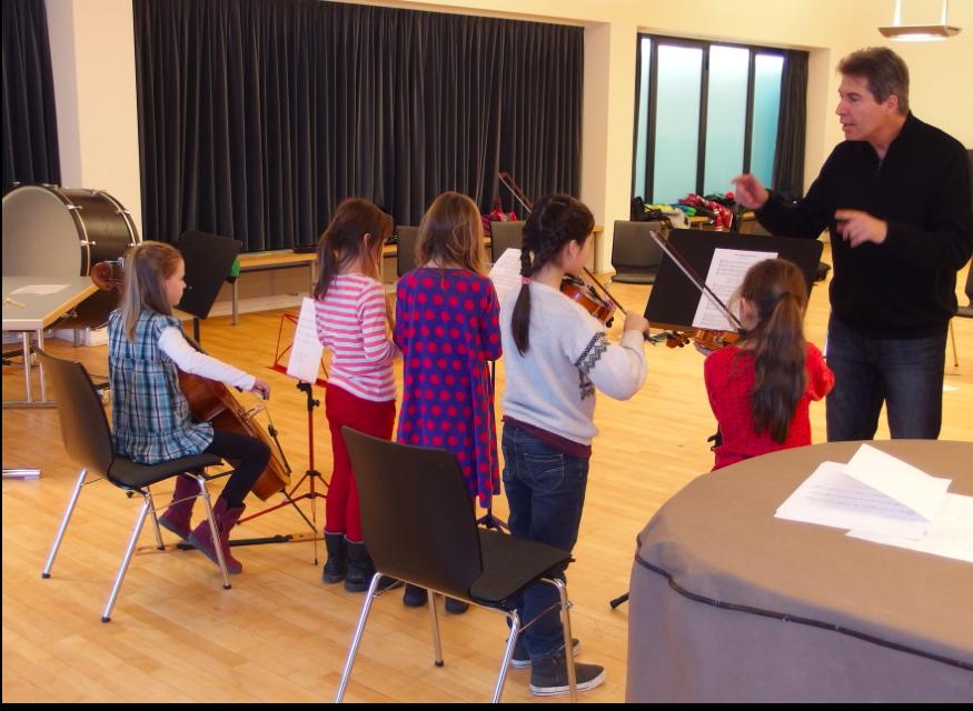 Kinder- & Jugendclub - argovia philharmonic