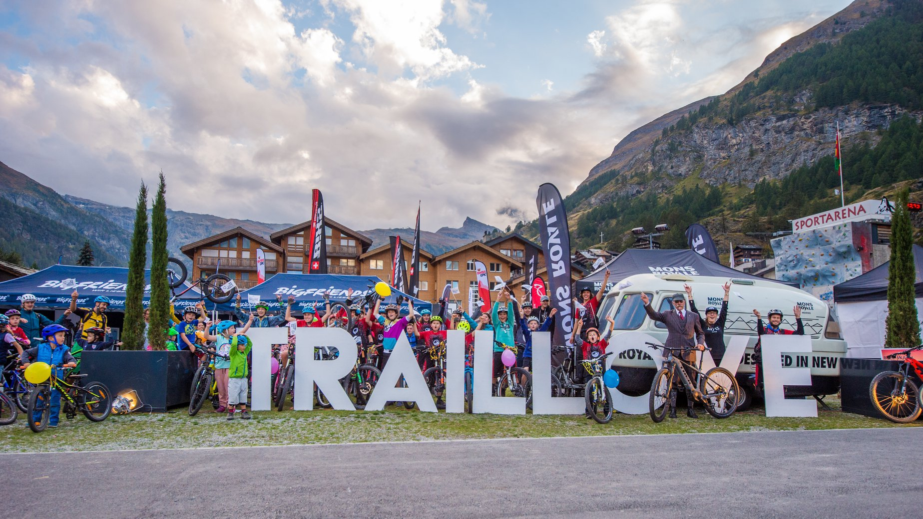Traillove - Alpine Mountain Bike Festival