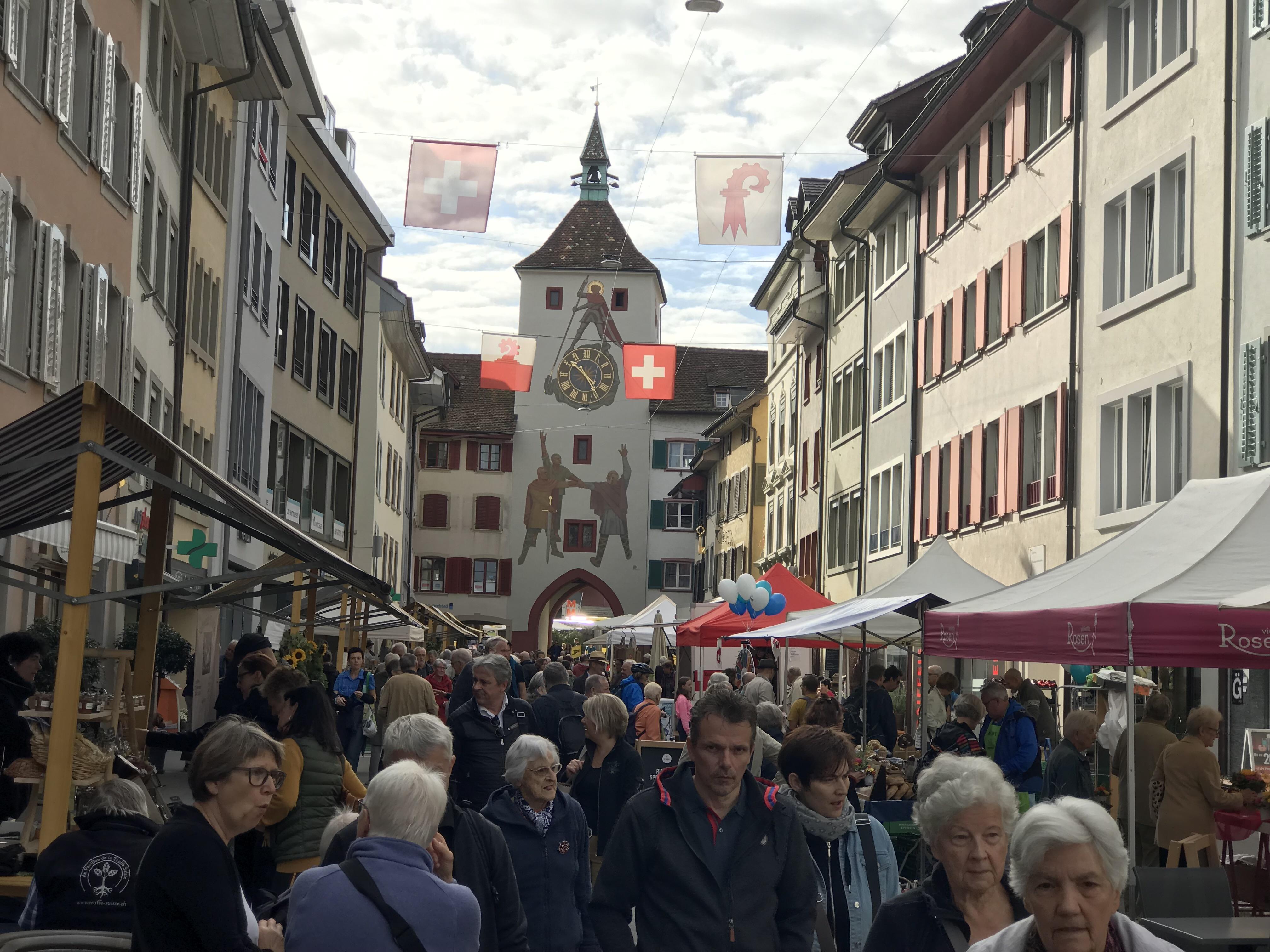 Trüffelmarkt Liestal