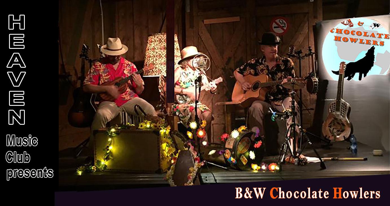 Chocolate Howlers; Der Sound der goldenen 20er-Jahre,