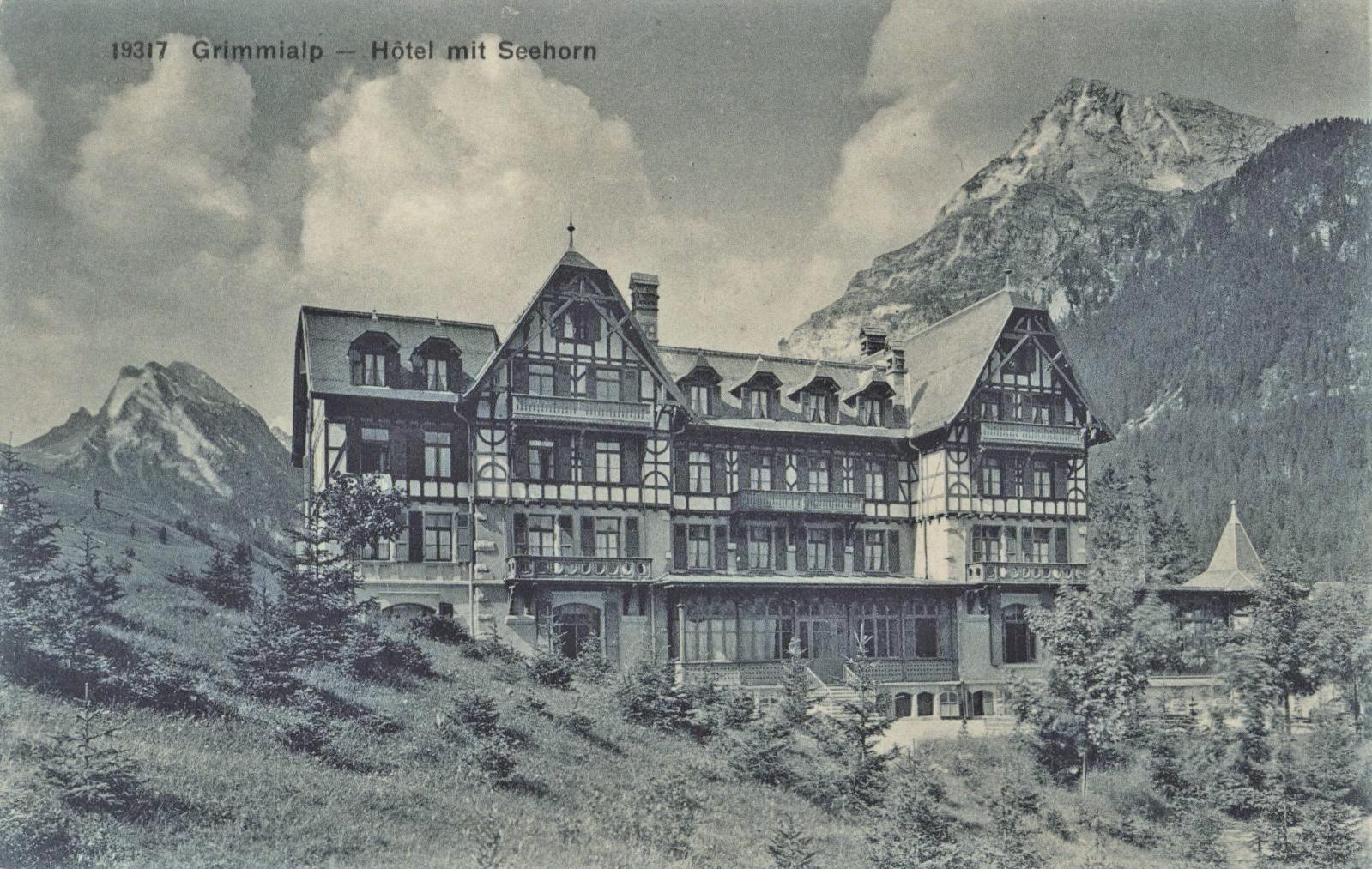 Kurhaus Grimmialp