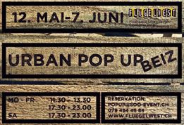 Urban Pop Up Beiz
