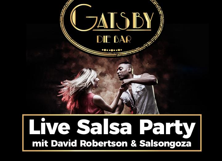 Salsaparty - Dìa del Amor