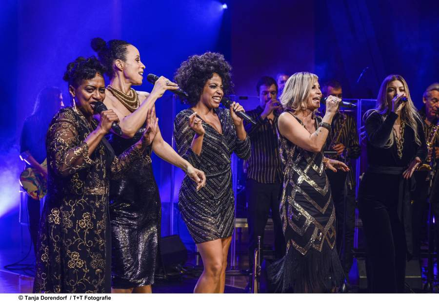 Theater Rigiblick: Tribute to the Greatest Soul Divas-Respect!
