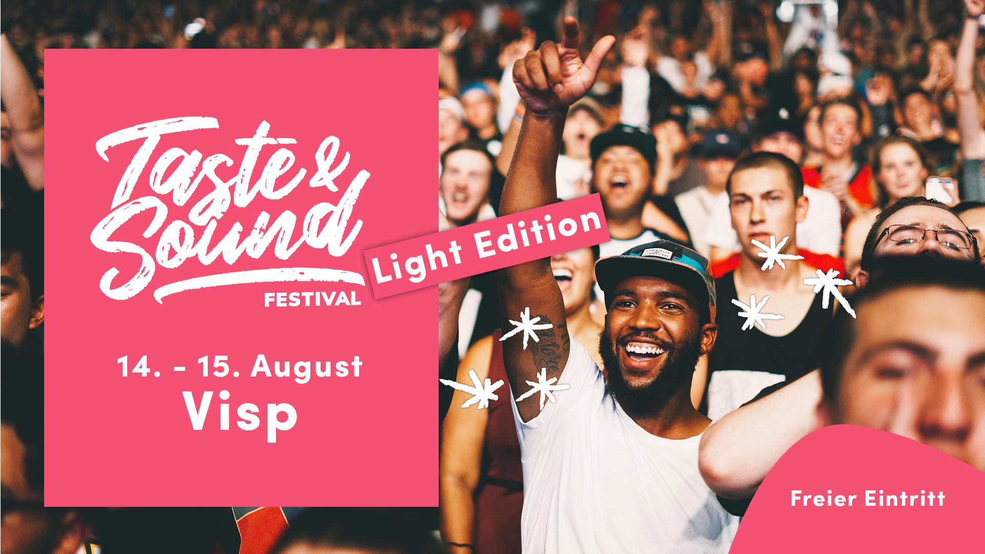 Taste & Sound Festival Visp