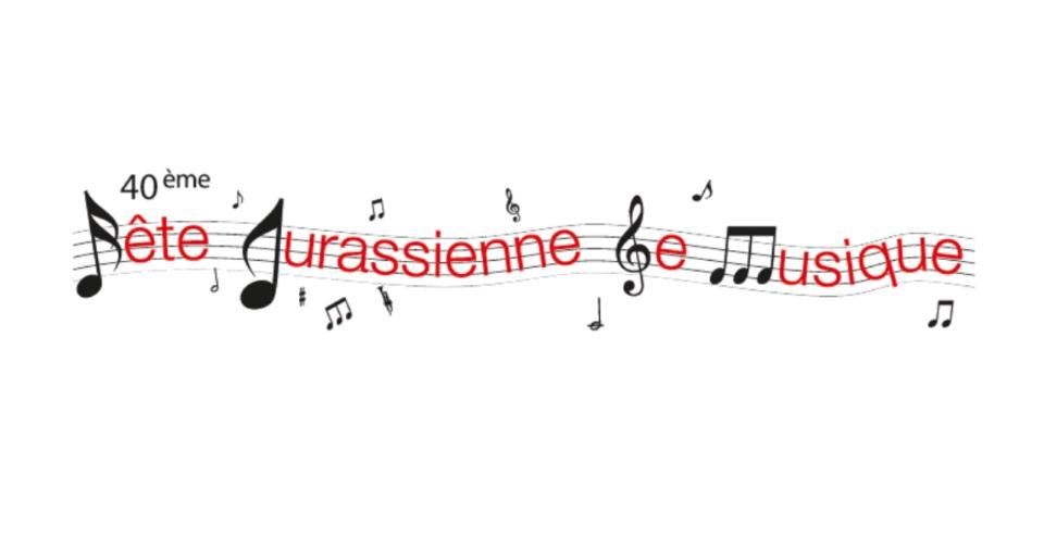 40ème Fête jurassienne de musique