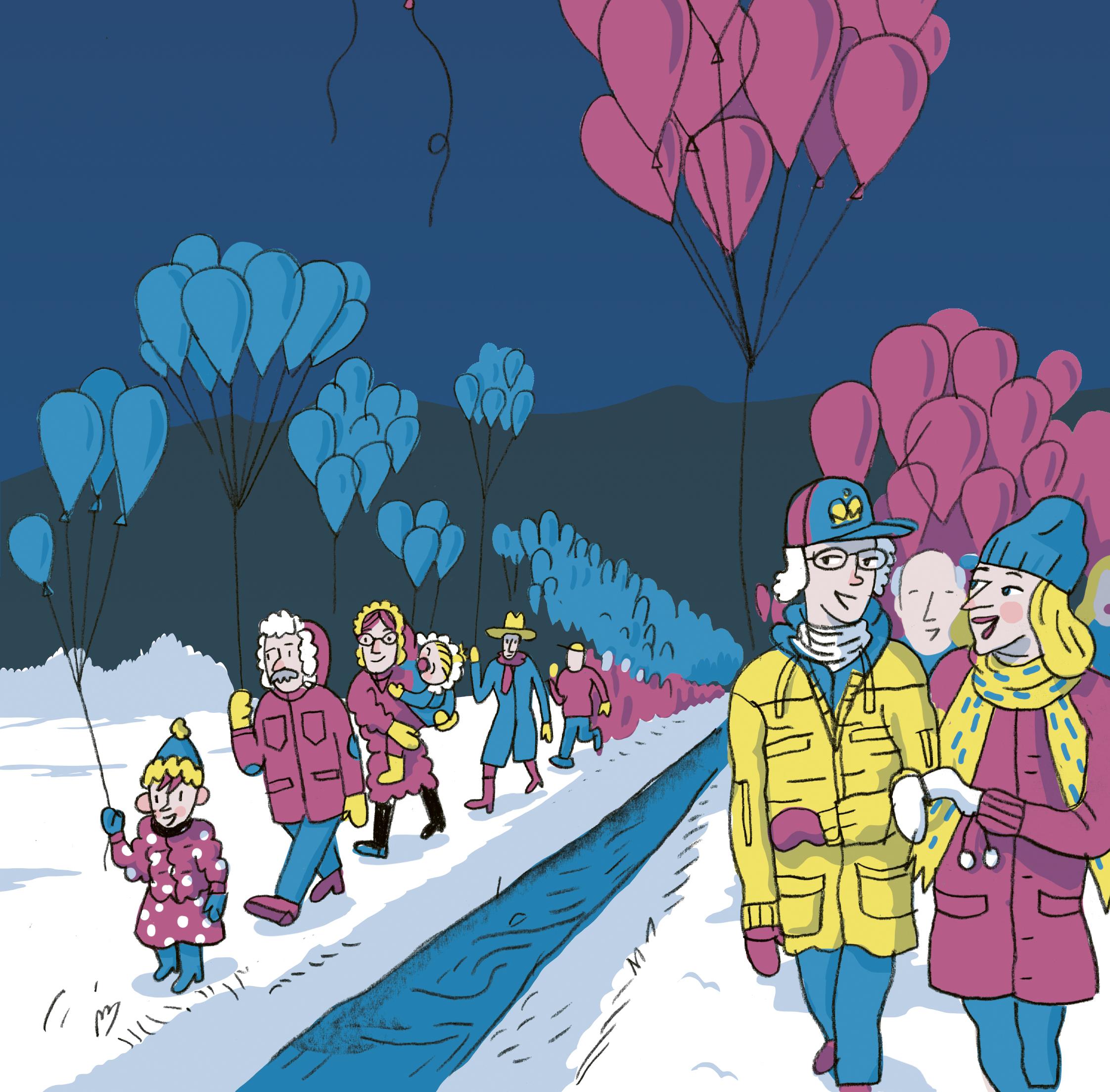 300 Jahre Fürstentum Liechtenstein: Die Geburtstagsfeier