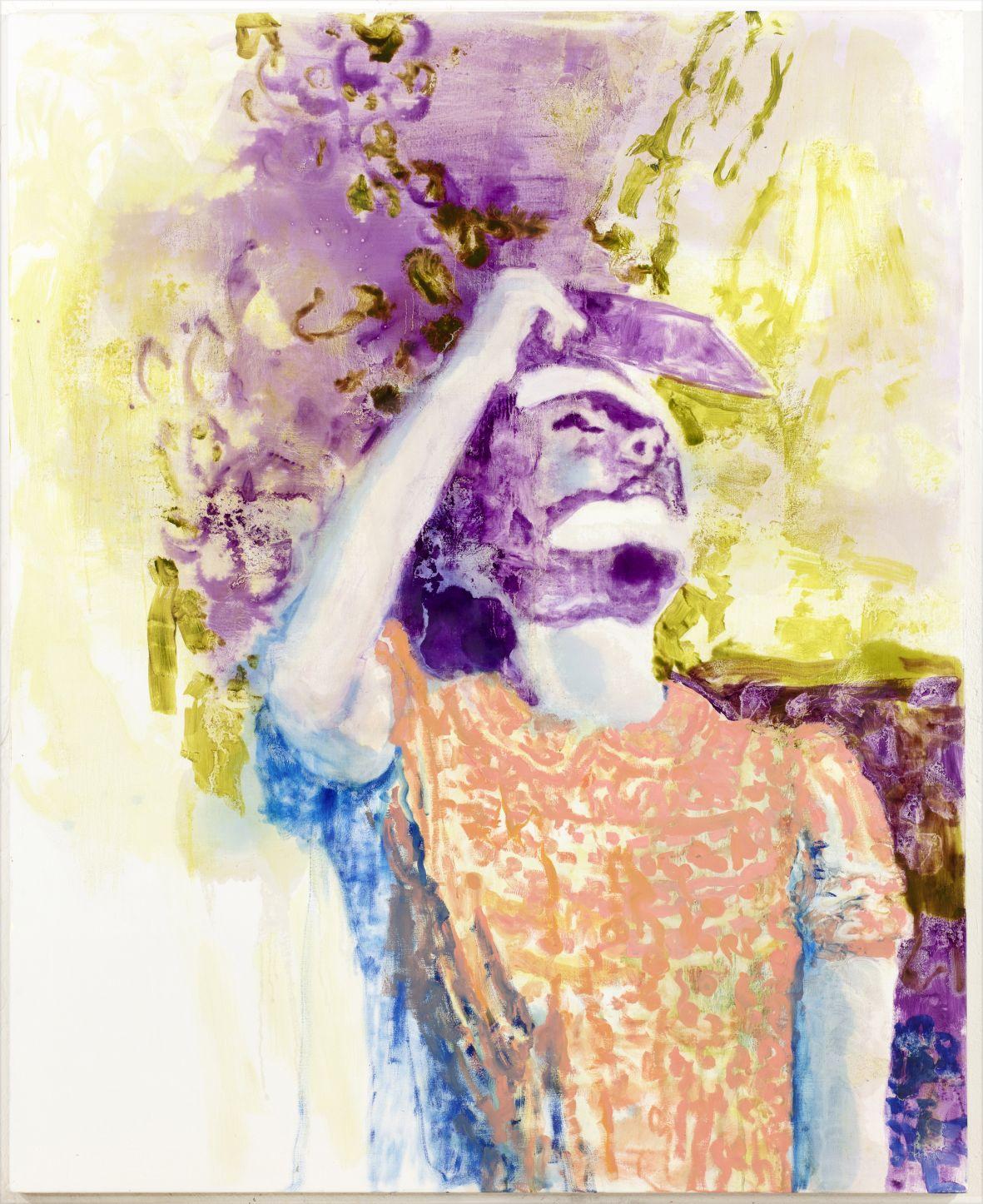 Pinsel, Pixel und Pailletten - Neue Malerei