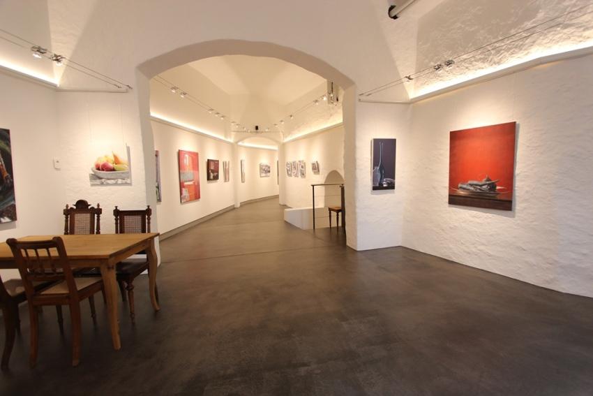 Laufende Ausstellung