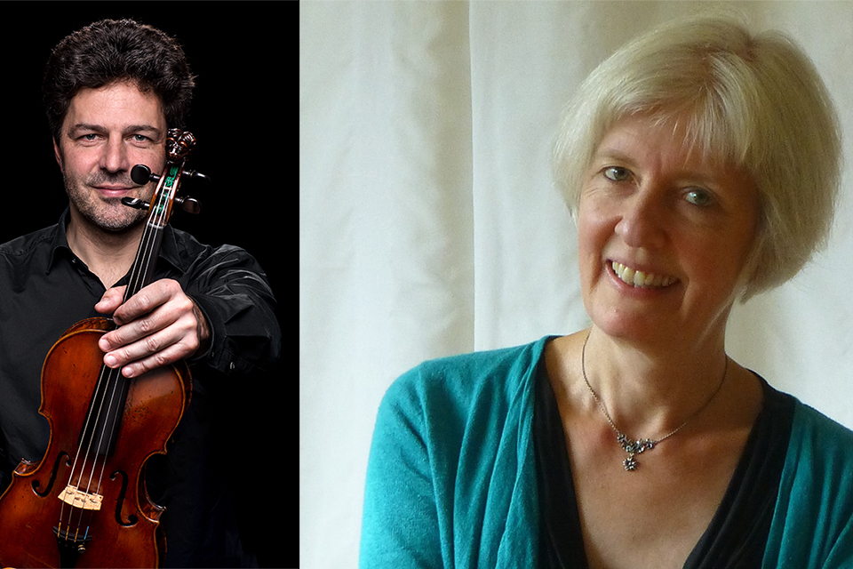 Dinnebier & Linckelmann: Beethoven-Sonaten für Violine und Klavier