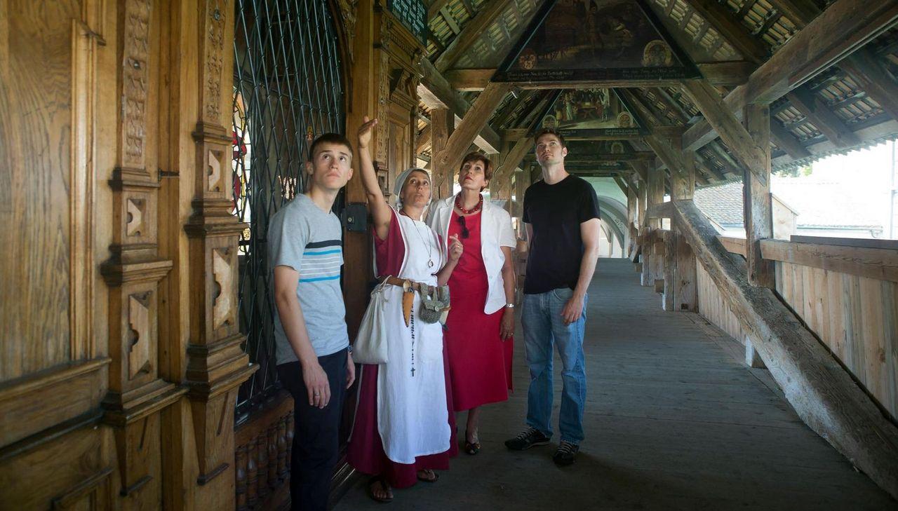 Themenführung: Eine Zeitreise ins Mittelalter